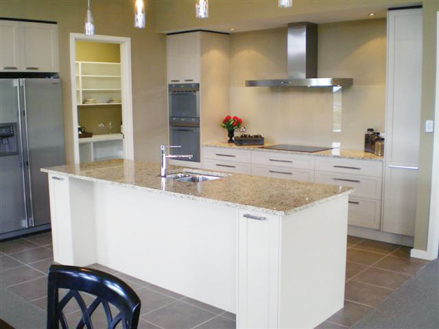 edk - Landmark Homes kitchen island
