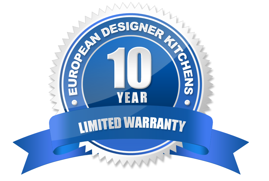10 year Guarantee Seal